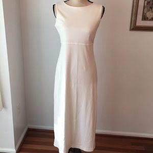 Jones New York sport petite white maxi dress